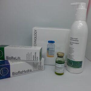 BioRePeel Face začetni komplet