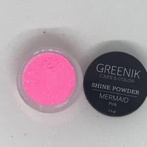 GREENIK MERMAID Pink 3,5g