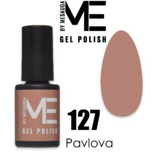ME BY MESAUDA GEL-LAK PAVLOVA 127 5ml