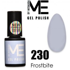 ME BY MESAUDA GEL-LAK FROSTBITE 230 5ml