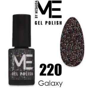 ME BY MESAUDA GEL-LAK GALAXY 220 5ml